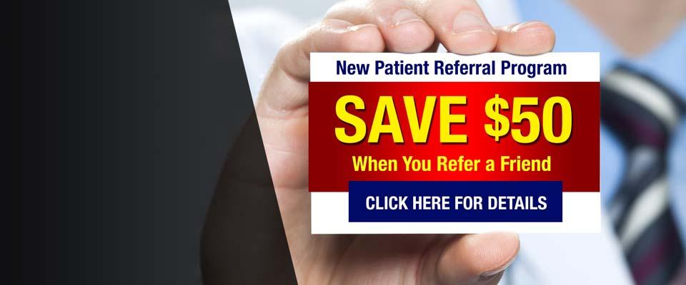 New Patient Discount